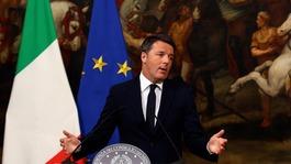 Italian PM Matteo Renzi resigns after referendum defeat