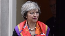 May hopes to boost post-Brexit trade with Gulf countries