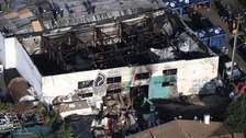 Death toll from Oakland warehouse fire rises to 33