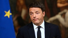 Italian PM Renzi to resign after referendum defeat