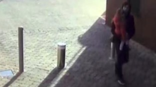 Police appeal after man seen grabbing distressed child in Leeds city centre
