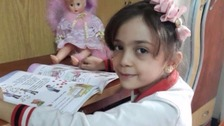 Where is Bana? Syrian girl's Twitter account disappears