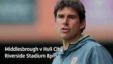Middlesbrough v Hull City: Karanka 'We must focus'