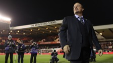 Rafa Benitez at Nottingham Forest