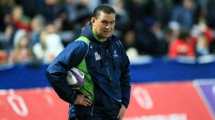 Pat Lam currently manages Irish side Connacht