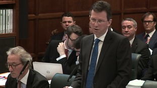 Attorney General Jeremy Wright outlined the Government's grounds for appeal.