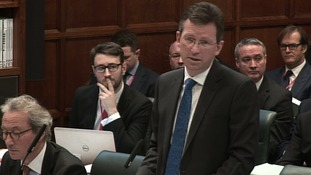 Attorney General Jeremy Wright is leading the Government's appeal case at the Supreme Court.