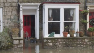 691 homes in Cumbria still empty after flooding