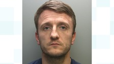 Stephen Whatmough, 37, has been sentenced to 40 months in prison