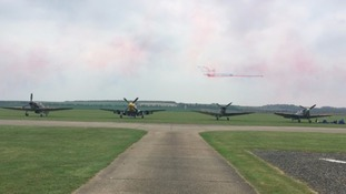 Attractions that will benefit from the funding include the Imperial War Museum at Duxford
