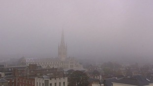Drivers urged to take extra care in fog