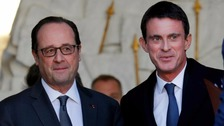 PM Manuel Valls to stand for French presidency
