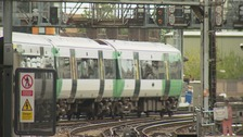 Three day rail strike set to cause travel chaos