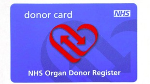 Give the gift of life: people urged to join organ donor register