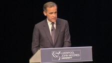 Mark Carney: Disparities in inequality despite globalisation