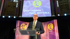 UKIP's new leader to visit Cardiff