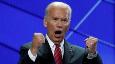 Joe Biden hints he may run for US president in 2020