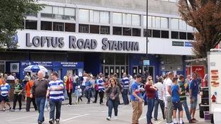 QPR's Loftus Road stadium in west London