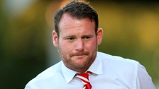 Darren Sarll had a good month in charge of Stevenage.