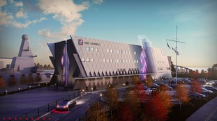 £11million Royal Navy training facility to be built in Cardiff Bay