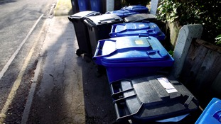 Festive rubbish and recycling collections