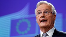 EU Brexit chief: UK must make deal by October 2018
