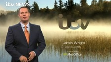 Wales Weather: Widespread fog and low cloud