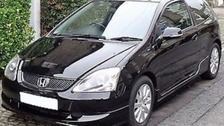 Police are still appealing for information about a black Honda Civic