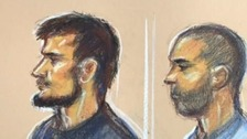 Man found guilty of handing over money to Brussels airport attack suspect