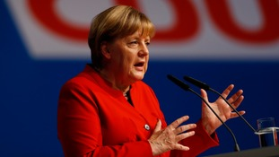 'Ban full-face veil wherever legally possible', Angela Merkel says