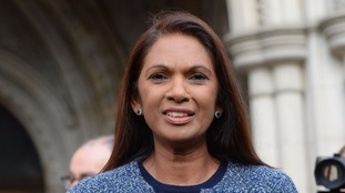 Investment manager Gina Miller is the lead opponent of the Government on the issue.