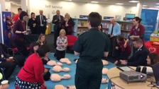 Rotherham libraries to loan out life saving equipment