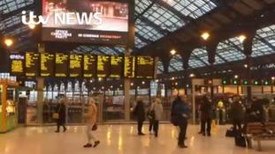 Brighton station
