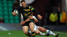George North will be assessed by an expert.