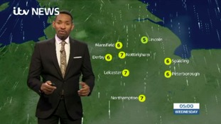 East Midlands Weather: Mist and fog to reform