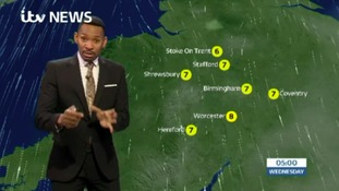 West Midlands Weather: Dry and cloudy this evening