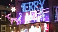 Send us your pictures of London's best and worst Xmas lights