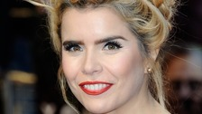 Paloma Faith praises NHS after emergency caesarean