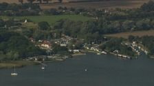 655 acres of the Hickling Broad Estate were put on the open market in September.