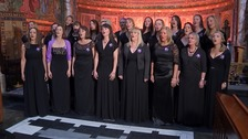 Military Wives Choir hoping to top Christmas charts