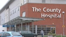 Calls to reduce pressure on County Minor Injuries unit