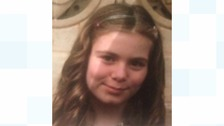 Police appeal for missing 11 year old girl