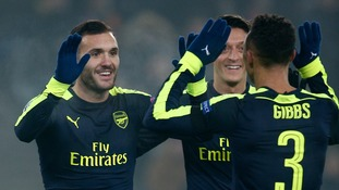 Champions League match report: Basel 1-4 Arsenal