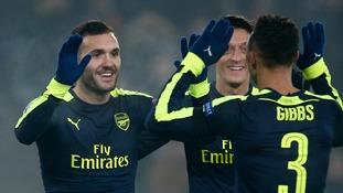 Champions League match report: Basel 1-4 Arsenal