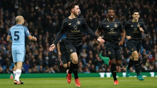 Champions League report: Man City 1-1 Celtic