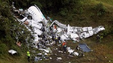 Colombian plane crash: Airline boss facing manslaughter charge