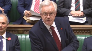 David Davis is expected to face questions over details of the plans and the timetable for negotiations.