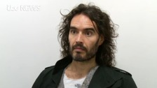 Watch: Russell Brand fights rehabilitation unit closure