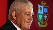 Warren Gatland to name coaches for Lions tour