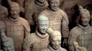 Terracotta Warriors to be displayed in Liverpool